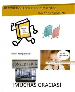 campaña libros